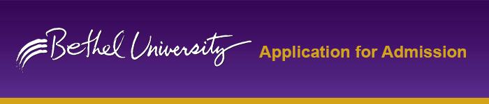 Bethel University Online >> More Information Home